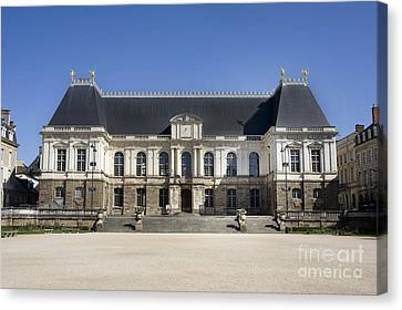 Brittany Parliament Canvas Print