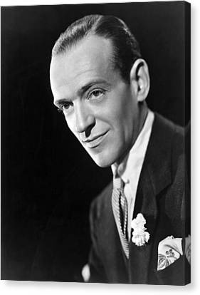 Broadway Melody Of 1940, Fred Astaire Canvas Print by Everett
