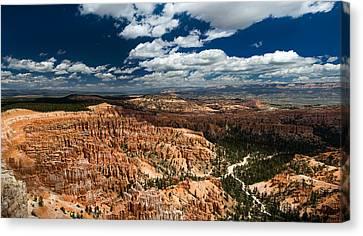 Bryce Canyon Ampitheater Canvas Print