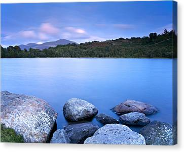 Brynteg Lake Canvas Print