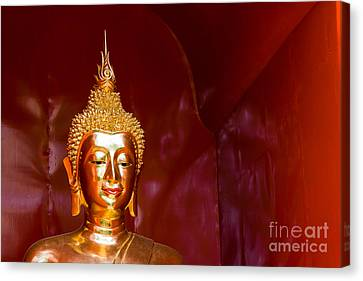 Buddha Bliss Canvas Print