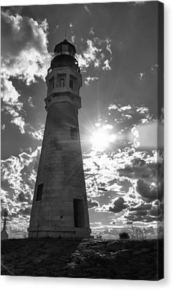Buffalo Lighthouse 16717b Canvas Print