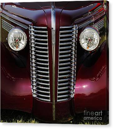 Buick Canvas Print by Dennis Hedberg