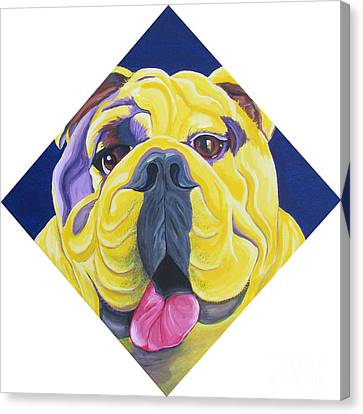 Bully For Me Canvas Print