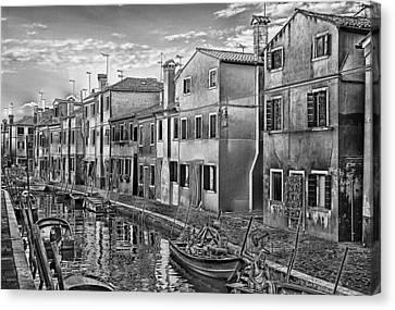 Burano 3 Canvas Print by Mauro Celotti