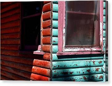 Cabin Fever Canvas Print by Lon Casler Bixby
