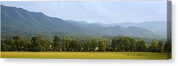 Cades Cove Canvas Print by James Massey