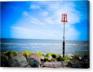 Caister On Sea Canvas Print by Ruth MacLeod