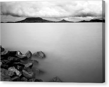 Calm Canvas Print by Odon Czintos