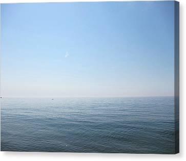 Calm Sea Canvas Print by Sabine Davis