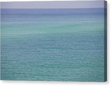 Calm Waters Canvas Print by Toni Hopper