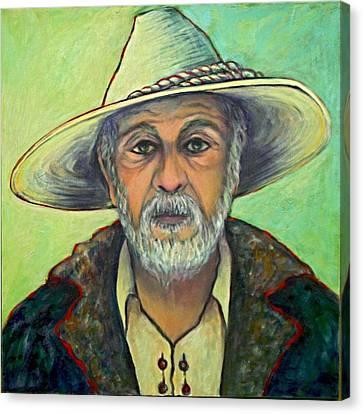 Campesino Canvas Print