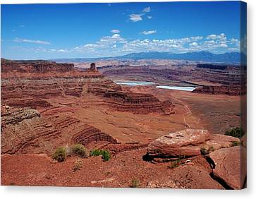 Canyonlands Canvas Print by Dany Lison