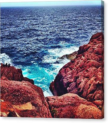 Igaddict Canvas Print - Cape Spear by Christopher Campbell