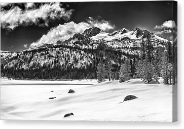 Caples Lake Canvas Print