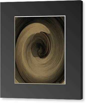 Capuccino Canvas Print by Ines Garay-Colomba