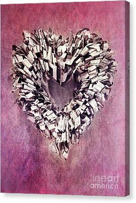 Lilacs Canvas Print - Cardia by Priska Wettstein