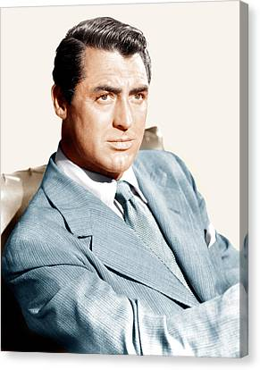 Cary Grant, Ca. Early 1940s Canvas Print by Everett
