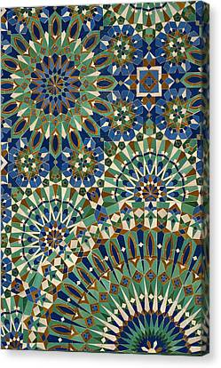 Casablanca, Morocco Canvas Print by Axiom Photographic