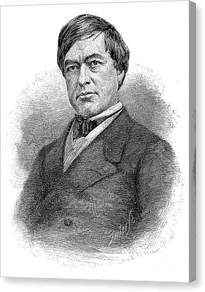 Cassius Clay (1810-1903) Canvas Print by Granger