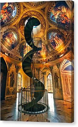 Castello Ducalle Canvas Print by John Galbo