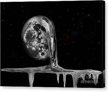 Cataclysm Canvas Print by Joe Russell