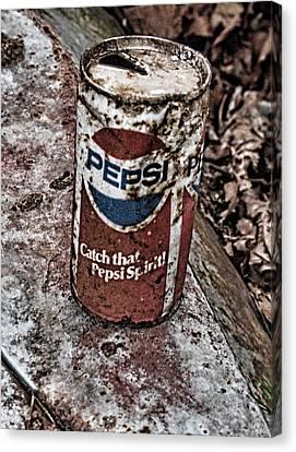 Catch That Pepsi Spirit Canvas Print