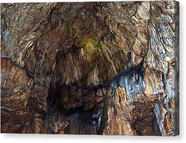 Cave01 Canvas Print by Svetlana Sewell