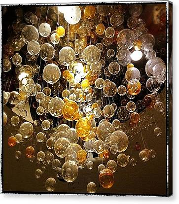 Ceiling Light #lampshade #lightshade Canvas Print