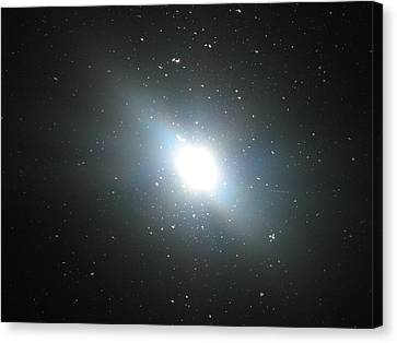 Canvas Print featuring the photograph Celestial Water by Bruce Carpenter
