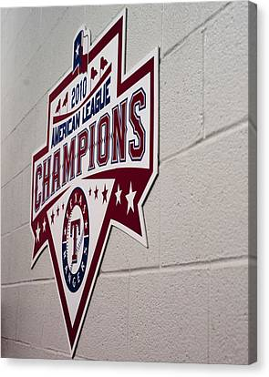 Champions Canvas Print by Malania Hammer