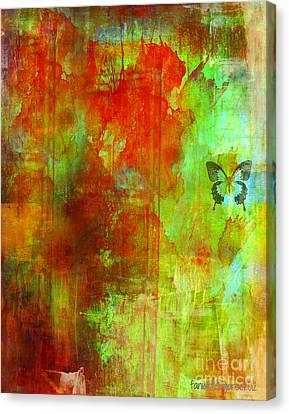 Profile Canvas Print - Changing by Fania Simon