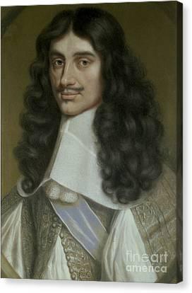 Charles II Canvas Print