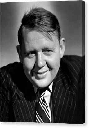 Charles Laughton, 1943 Canvas Print by Everett