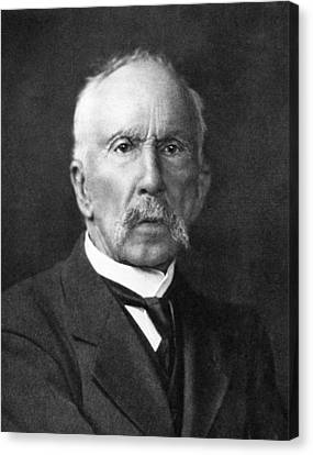 Charles Richet, French Physiologist Canvas Print by