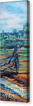 Chatham Spirit-sold Canvas Print by Mirinda Reynolds