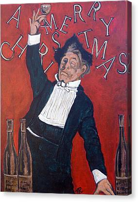Cheers Canvas Print by Tom Roderick