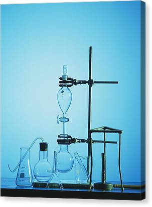 Trivet Canvas Print - Chemistry Apparatus by Andrew Lambert Photography