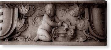 Cherubs 3 Canvas Print by Andrew Fare