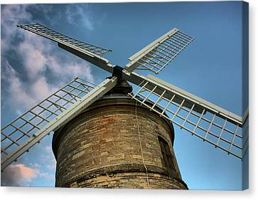 Chesterton Windmill Canvas Print by Christopher Gandy