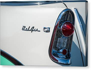 Chevrolet Belair Canvas Print by Gary Rose