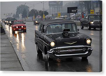 Chevy Nomad Canvas Print