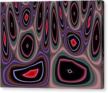 Chinara No.4 Canvas Print by Danny Lally