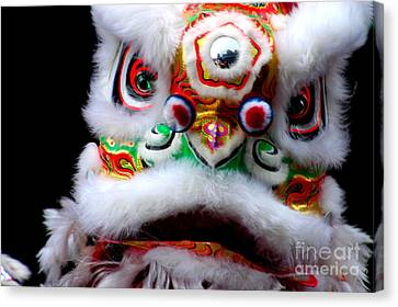 Chinese New Years Nyc 4705 Canvas Print