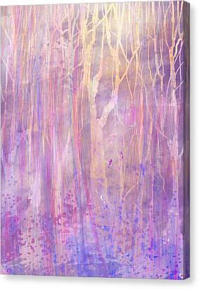 Chitchat Canvas Print by Rachel Christine Nowicki