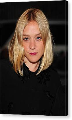 Opening Night Canvas Print - Chloe Sevigny In Attendance by Everett