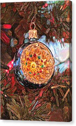 Christmas 1 Canvas Print