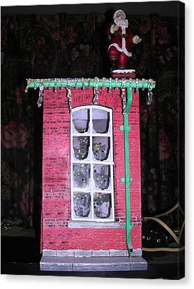 Christmas Memories Canvas Print by Gordon Wendling