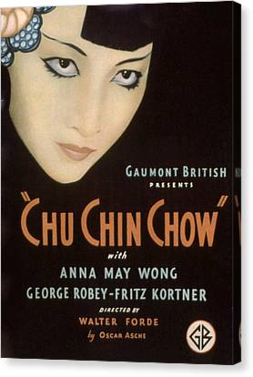 Chu-chin-chow, Aka Ali Baba Nights Canvas Print