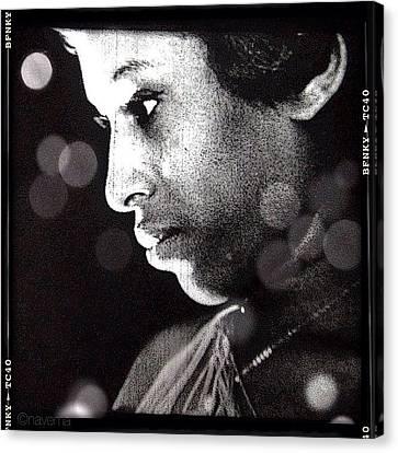 Gmy Canvas Print - Circa1960s Vintage Indie Film by Natasha Marco